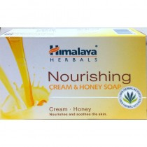 Himalaya - Cream & Honey Soap 75 gm Pack