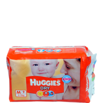 Huggies - Dry Medium (5-11 Kg)