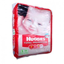 Huggies - Total Protection Small (Upto 7 Kg)