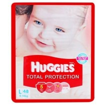 Huggies - Total Protection Large (8-14 Kg)