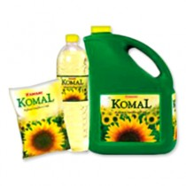Komal - Refined Sunflower Oil