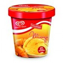 Kwality Walls Creamy Delights Ice Cream - Mango with Real Alphonso