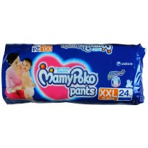 Mamy Poko Pant Style Diapers - XXL (15-25 kg)