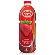 Mapro Crush - Strawberry (Whole)
