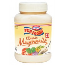 Fun Foods Mayonnaise - Classic