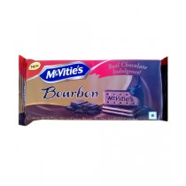 McVities - Bourbon Cream Biscuits 100 gm Pack