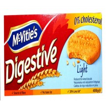 McVities - Light Digestive 400 gm Pack