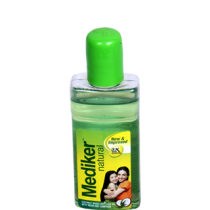 Mediker - Plus Anti Lice Coconut Oil (5 X 50 ml pack)