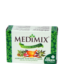 Medimix - Ayurvedic Soap (3 X 125 gm Pack)