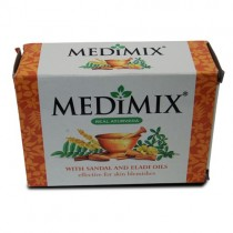 Medimix Bathing Soap - Sandal and Eladi Oils 75 gm Pack