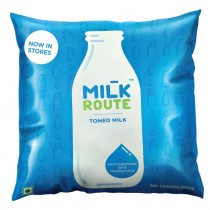Milk Route Milk - Toned
