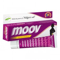 Moov Pain Relief Ointments Nilgiri Oil