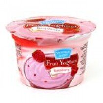 Mother Dairy - Raspberry Yogurt