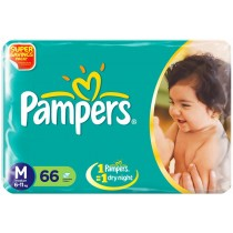Pampers Disposable Diapers - Medium (6-11 kgs)