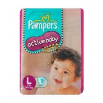 Pampers - Active Baby L (8 - 14Kg)