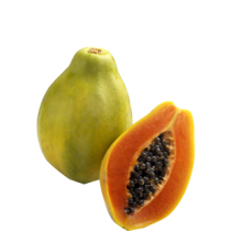 Papaya - Medium (Semi Ripe)