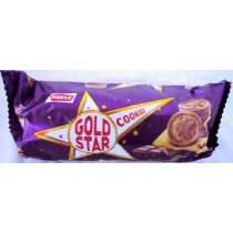 Parle - Gold Star Chocolate 75 gm Pack