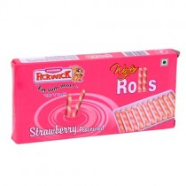 Pickwick - Strawberry Wafer Roll 50 gm