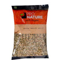 Pro - Organic Moong Green Split