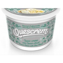 Quescrem Cream Cheese - Blue