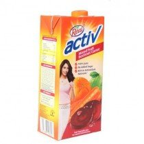 Real Activ - Mixed Fruit Beetroot Carrot Vegetable Juice 1 lt Packing