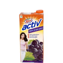 Real - Grape Juice 1 lt