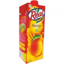 Real - Mango Juice 1 lt Packing