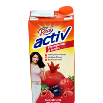 Real Activ Juice - Pomegranate & Berries