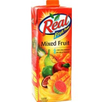 Real - Mixed Fruit Juice 1 lt