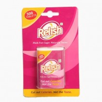 Relish Diet Sugar - Tablets