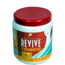 Revive Anti Bacteria Fabric Stiffener - Instant Starch 400 gm pack