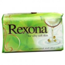 Rexona Bathing Soap - Coconut and Olive Oils 100 gm Pack