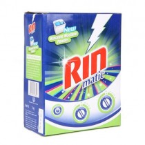 Rin - Matic Detergent Powder 1 kg Pack