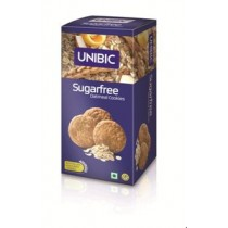 Unibic - Sugar Free Oatmeal Cookies 75 gm Pack