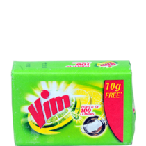 Vim Dishwash Bar 300 gm Pack