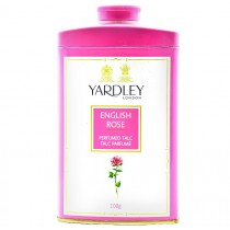 Yardley - English Rose Talc 250 gm Pack