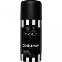 Yardley Body Spray - Gentleman (For Men) 150 ml