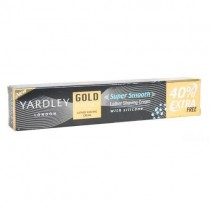 Yardley - Gold Elegance Shaving Cream 70 gm Pack