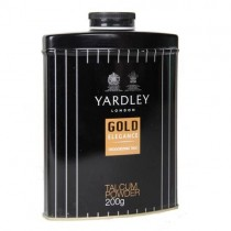 Yardley - Gold Elegance Talcum Powder 250 gm Pack