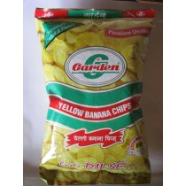 Garden Chips - Yellow Banana