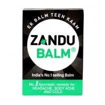 Zandu Balm Body Ache And Cold