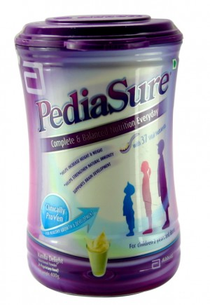 Pediasure  - Complete Vanilla 400 gm Pack
