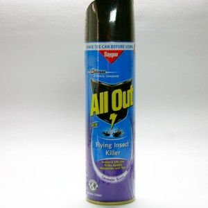 All Out - Flies & Insect Killer 250 ml Pack