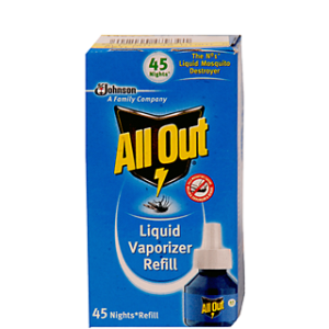 All Out - Liquid Vaporizer Refill 45 Nights