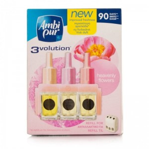 Ambi Pur - 3Volution Refill Heavenly Flowers 20 ml