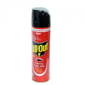Baygon All Out - Crawling Insect Killer 250 ml Pack