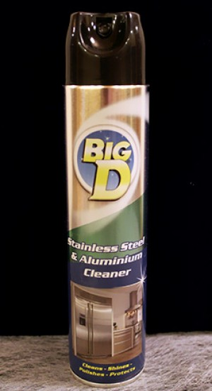 Big D - Stainless Steel Cleaner 300 ml