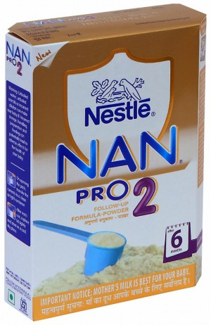 Nestle Nan Pro - Infant Formula Powder Stage 2