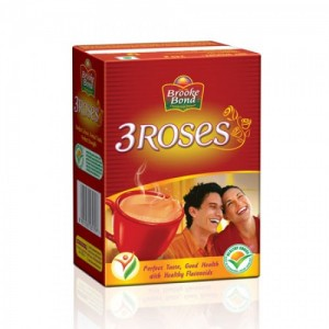 Brooke Bond Tea - 3 Roses