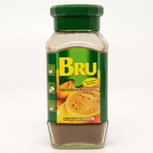 Bru - Instant Coffee Jar